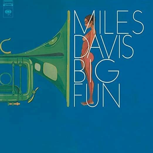 "Miles Davis ""Big Fun"" NM- 1974 {2xLPs!}"