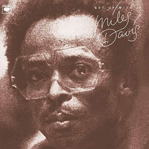 """Miles Davis """"Get Up With It"""" NM- 1974 {2xLPs!}"""