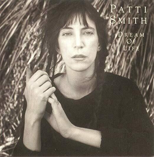 """Patti Smith """"Dream Of Life"""" EX+ 1988"""