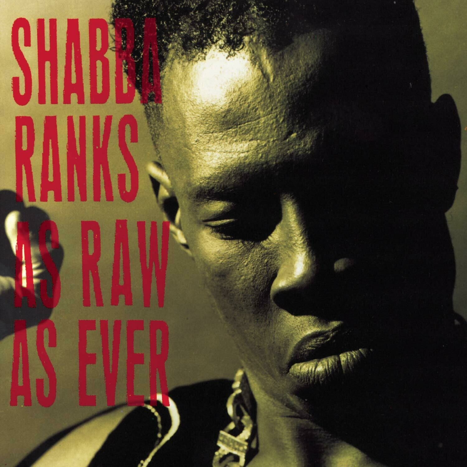 """Shabba Ranks """"As Raw As Ever"""" *TAPE* 1991"""