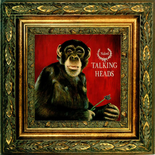 """Talking Heads """"Naked"""" *TAPE* 1988"""