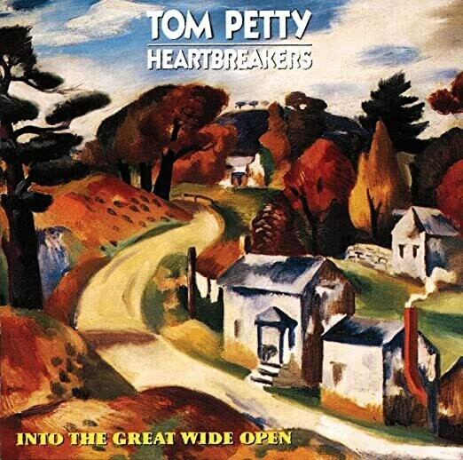 """Tom Petty & The Heartbreakers """"Into The Great Wide Open"""" *CD* 1991"""
