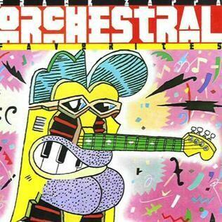 "Frank Zappa ""Orchestral Favorites"" VG+ 1979"