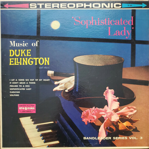 "Duke Ellington ""Music Of Duke Ellington And Others"" (G-) 1959"