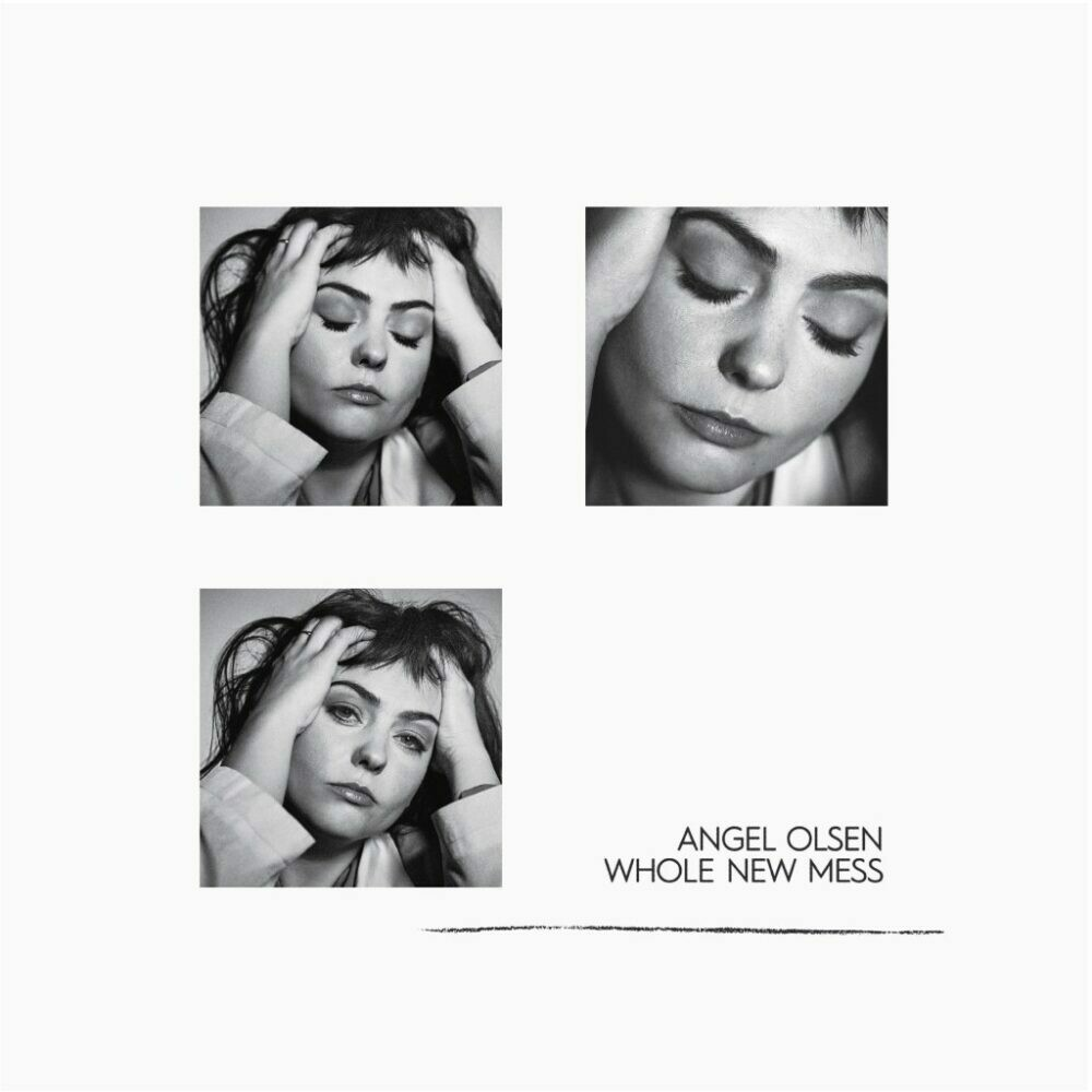 "Angel Olsen ""Whole New Mess"" *translucent clear smoke vinyl!*"