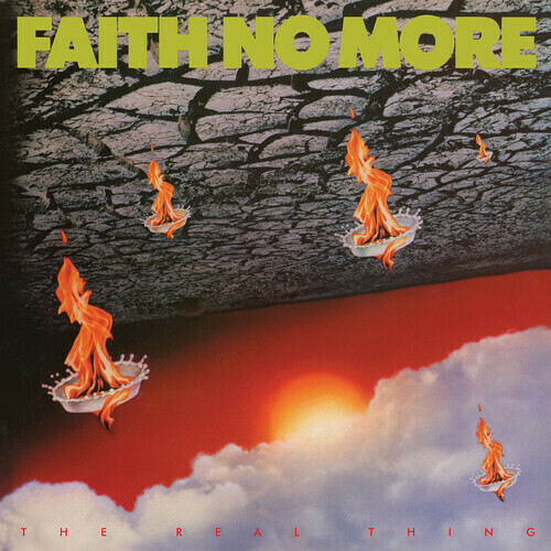 "Faith No More ""The Real Thing"" *ROCKTOBER 2020* (2,500 copies)"