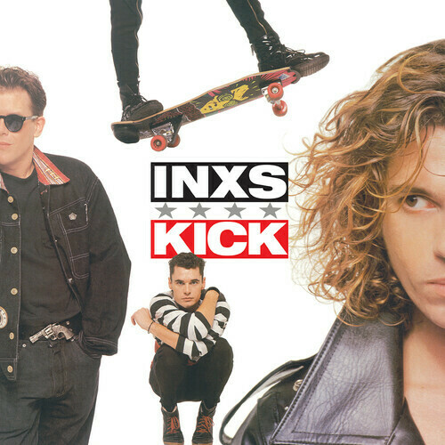 "INXS ""Kick"" *ROCKTOBER 2020* *Green Vinyl* *3,000 copies*"