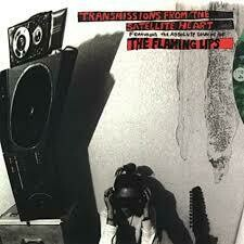 "The Flaming Lips ""Transmissions From The Satellite Heart"" *PRE-ORDER* *green vinyl!* (3,000 copies)"
