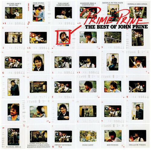 "John Prine ""The Best Of John Prine"" *ROCKTOBER 2020* {180g} (3,500 copies)"