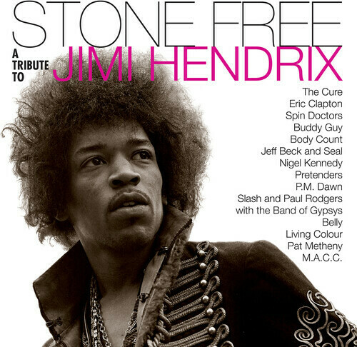 "Various ""Stone Free: A Tribute To Jimi Hendrix"""