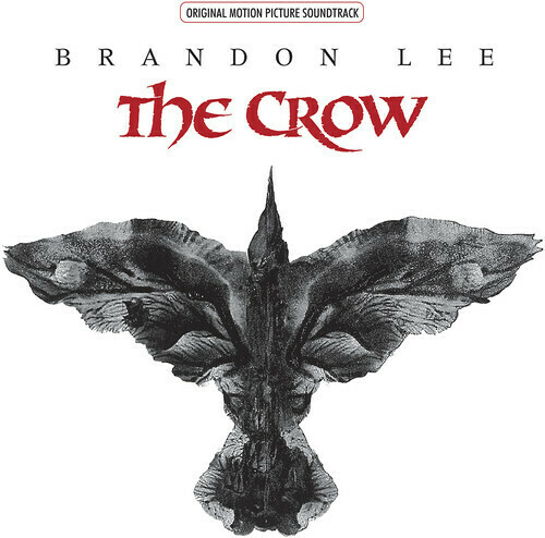 "Various ""The Crow (OST)"" {2xLPs!}"