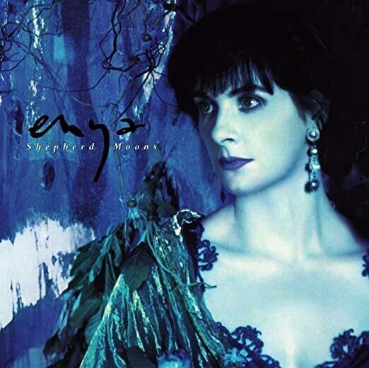 "Enya ""Shepherd Moons"" *CD* 1991"