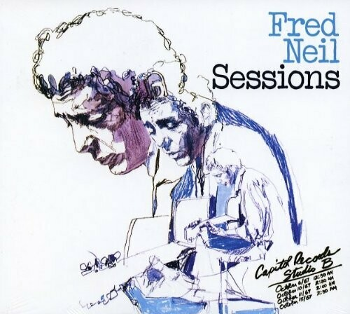 "Fred Neil ""Sessions"" VG 1968"