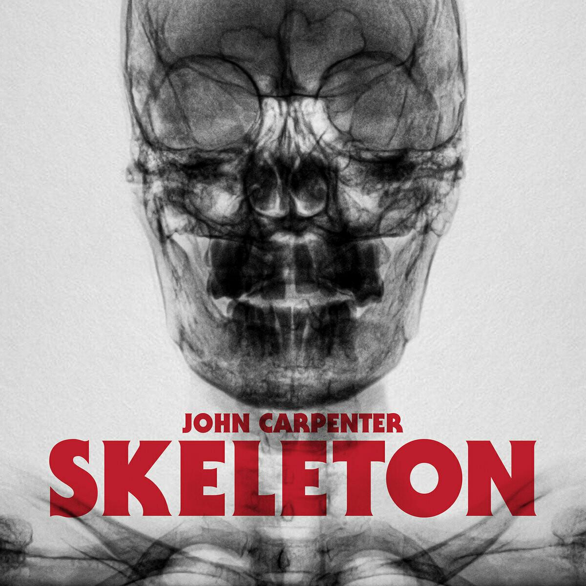 """John Carpenter """"Skeleton"""""""
