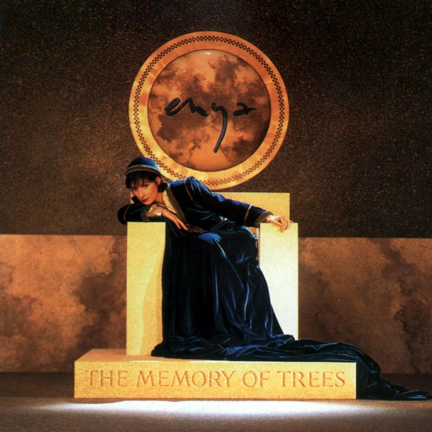 "Enya ""The Memory Of Trees"" *CD* 1995"