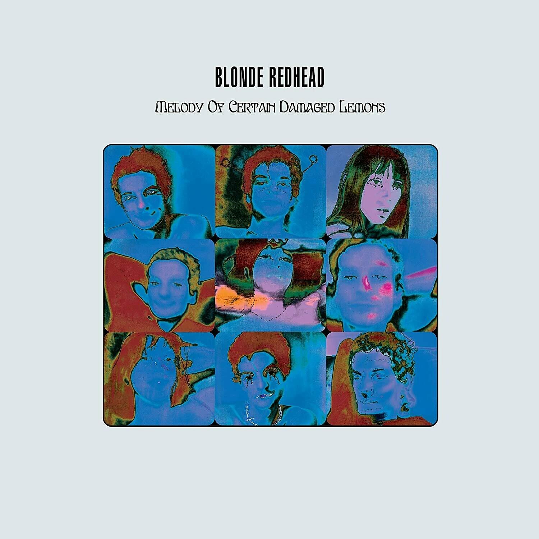 "Blonde Redhead ""Melody Of Certain Damaged Lemons"" {ltd. ed. 2,000} *pink vinyl!*"