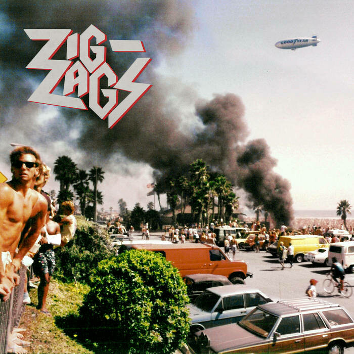 """Zig Zags """"They'll Never Take Us Alive"""""""