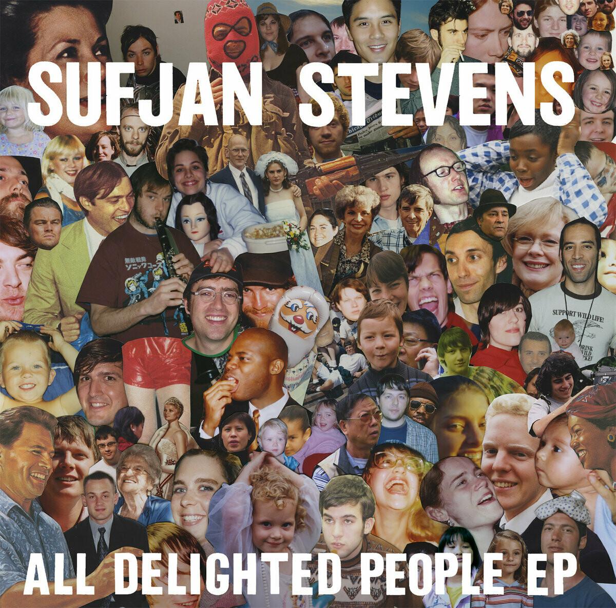 """Sufjan Stevens """"All Delighted People EP"""""""