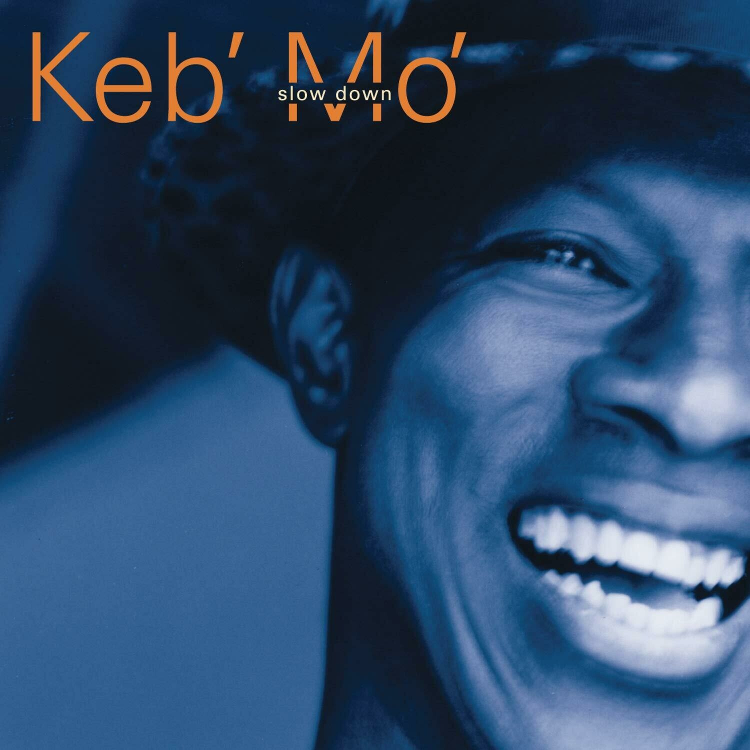 "Keb' Mo' ""Slow Down"" *CD* 1998"