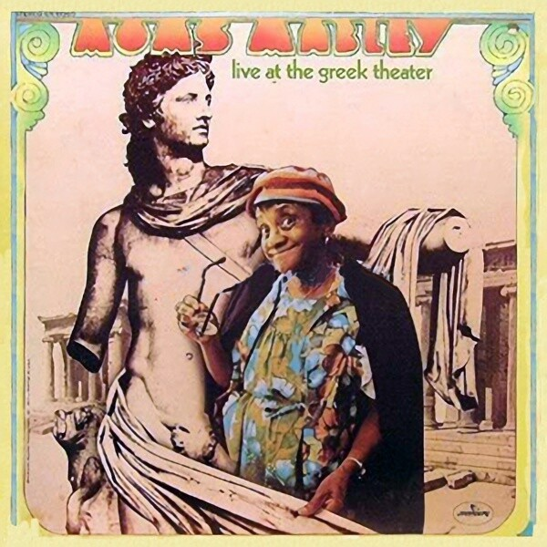 """Moms Mabley """"Live At The Greek Theater"""" EX+ 1969"""