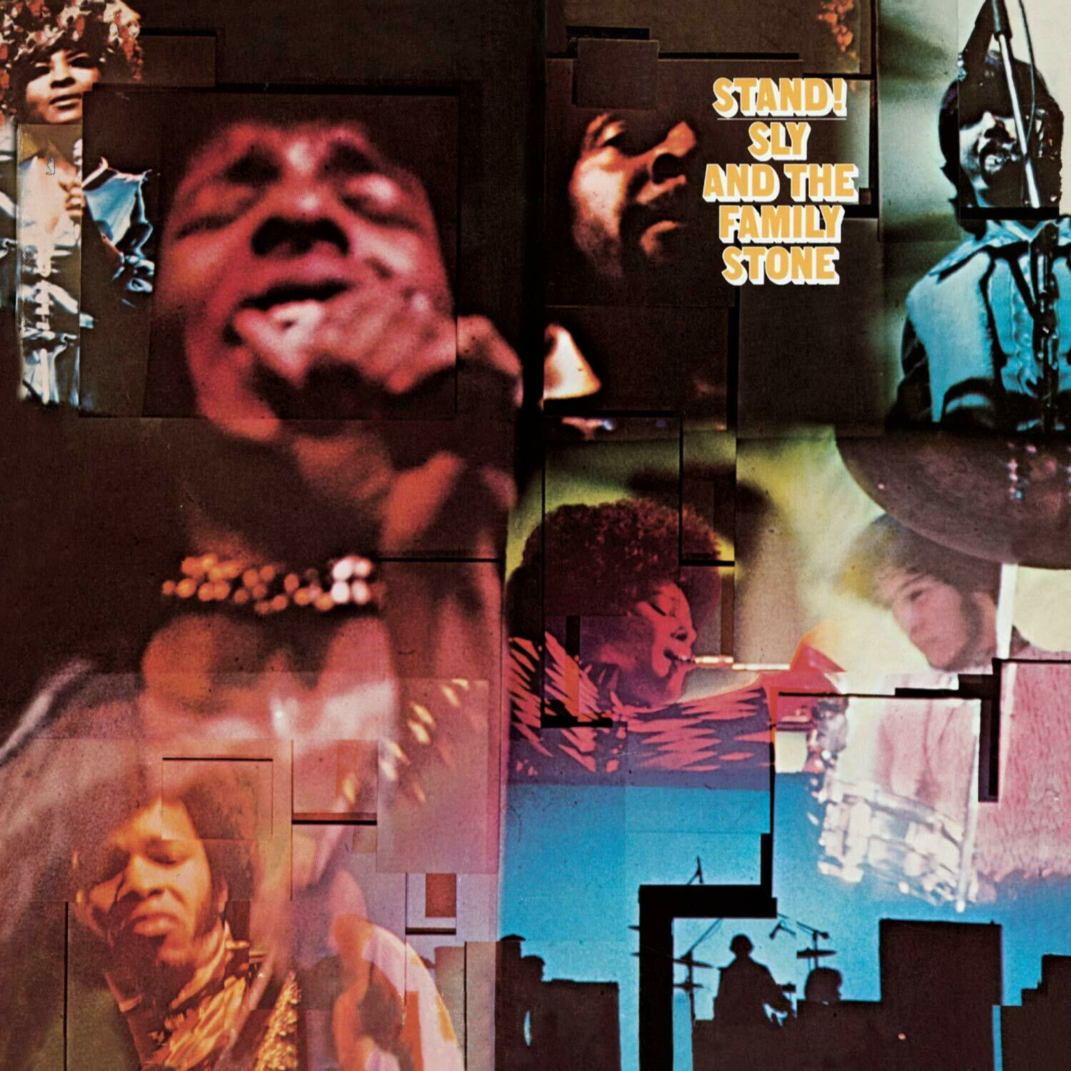 """Sly & The Family Stone """"Stand!"""" VG+ 1969"""