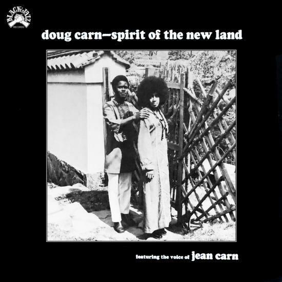 "Doug Carn ""Spirit Of The New Land"""