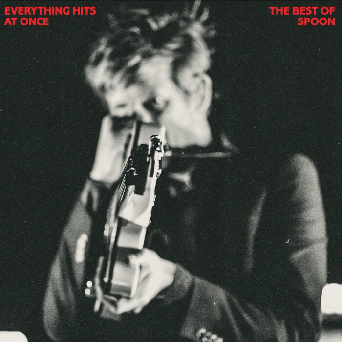 "Spoon ""Everything Hits At Once (The Best Of Spoon)"""