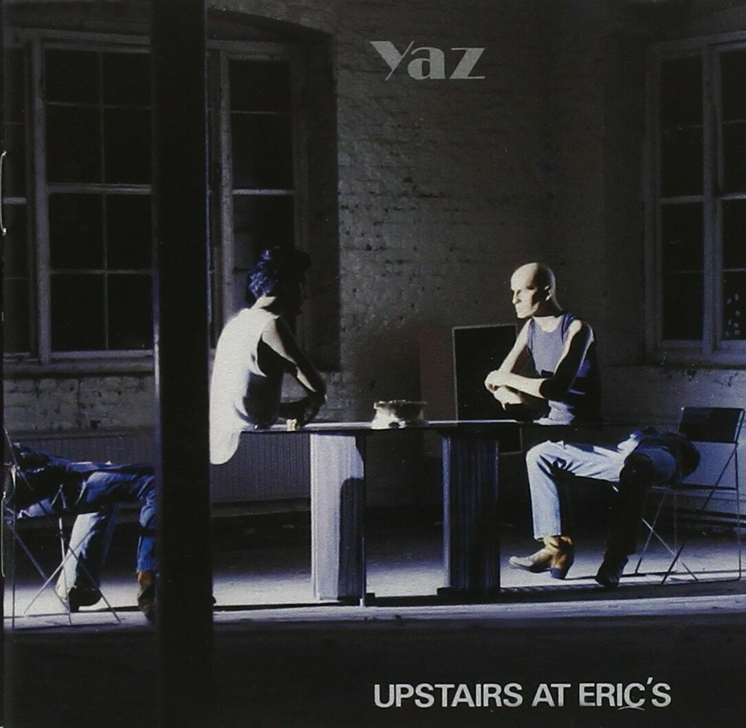 "Yaz ""Upstairs At Eric's"" VG+ 1981"