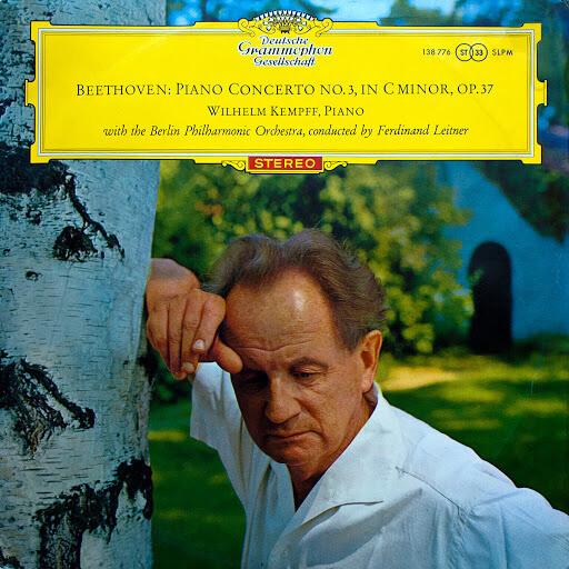 """Beethoven """"Piano Concerto No. 3, In C Minor, Op. 37"""" VG+ 1962"""