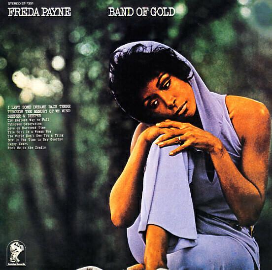 "Freda Payne ""Band Of Gold"" VG+ 1970"