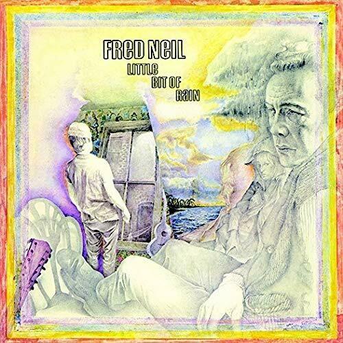 "Fred Neil ""Little Bit Of Rain"" VG+ 1970"