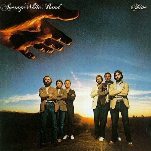 "Average White Band ""Shine"" EX+ 1980"