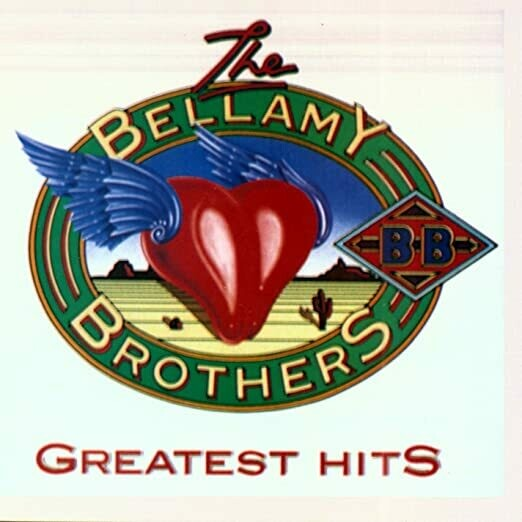 """The Bellamy Brothers """"Greatest Hits"""" EX+ 1982"""