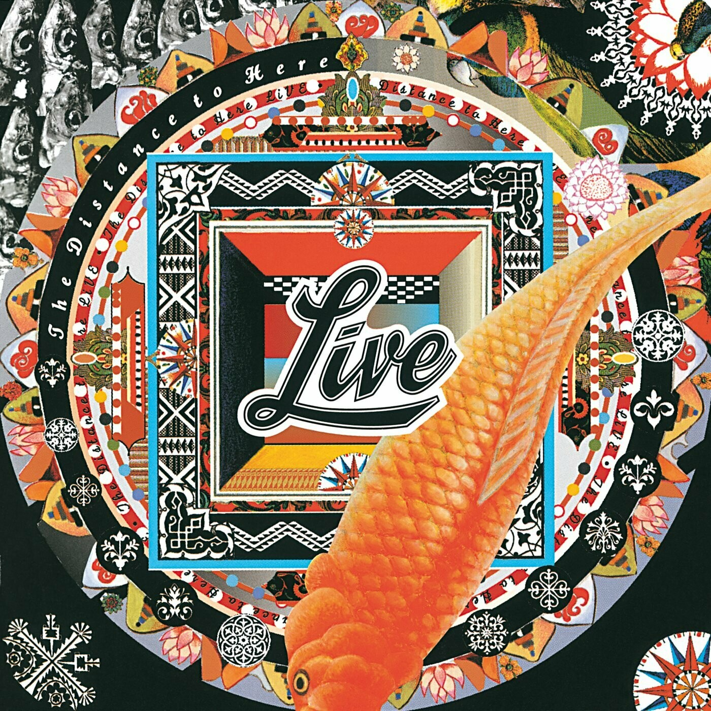 "Live ""The Distance To Here"" *CD* 1999"