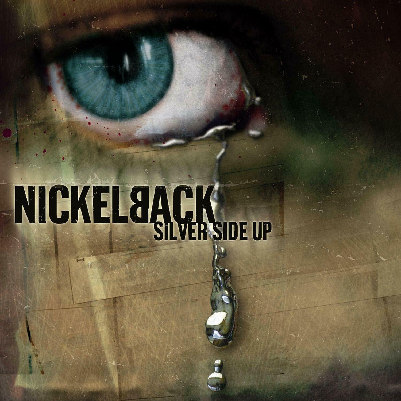 "Nickelback ""Silver Side Up"" *CD* 2001"