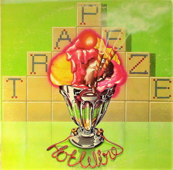 """Trapeze """"Hot Wire"""" VG+ 1974"""
