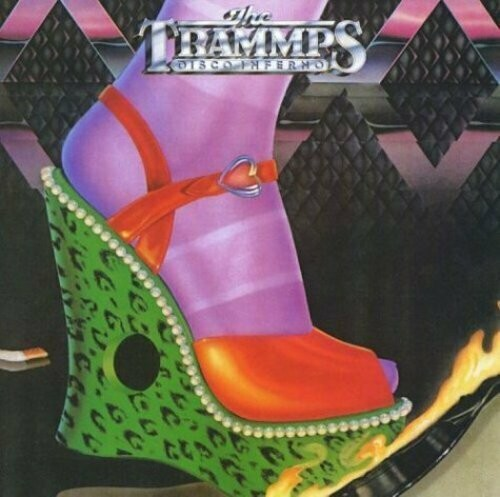 "The Trammps ""Disco Inferno"" EX+ 1976"