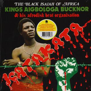 "Bucknor, Kingsley Aigbologa ""The Black Isaiah Of Africa"""