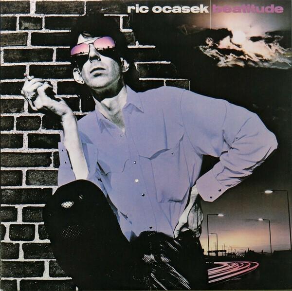 """Ric Ocasek """"Beatitude"""" NM- 1982"""