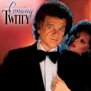 "Conway Twitty ""Lost In The Feeling"" EX+ 1983"