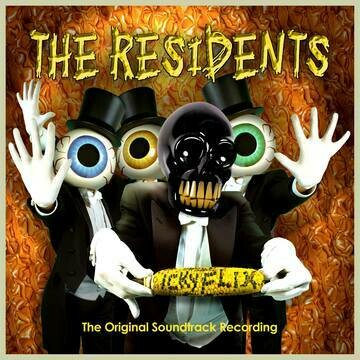 """THE RESIDENTS """"ICKY FLIX: THE ORIGINAL SOUNDTRACK RECORDING"""" *RSD 2020*"""