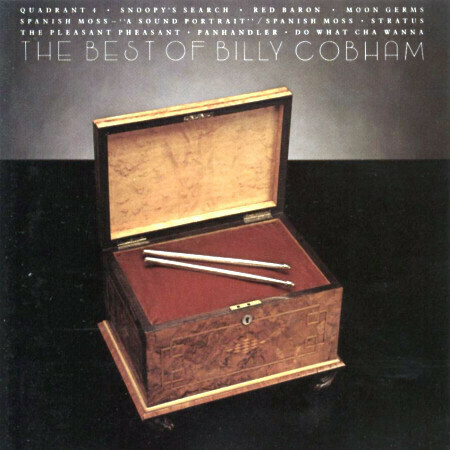 "Billy Cobham ""The Best Of Billy Cobham"" EX+ 1979"