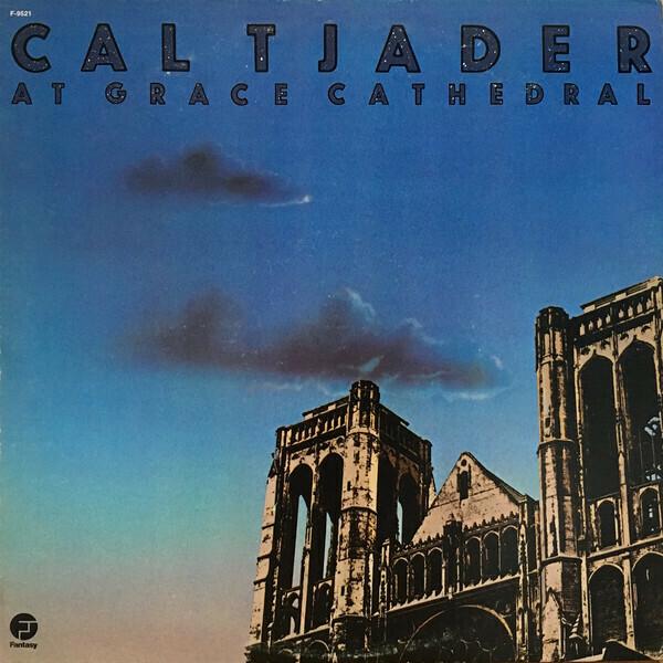 """Cal Tjader """"At Grace Cathedral"""" VG+ 1976"""
