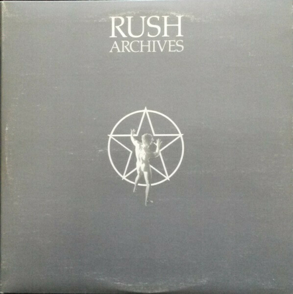 """Rush """"Archives"""" VG+ 1978/re. {3xLPs!}"""