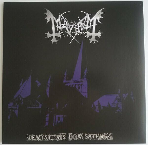 "Mayhem ""De Mysteriis Dom Sathanas"""