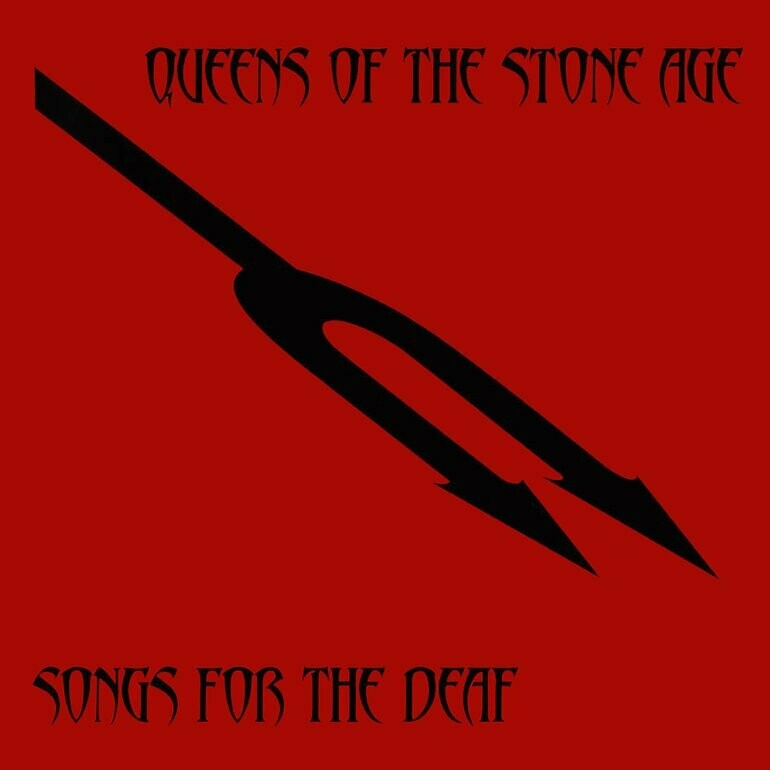 """Queens Of The Stone Age """"Songs For The Deaf"""""""