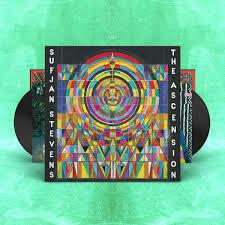 """Sufjan Stevens """"The Ascension"""" *black vinyl!*"""