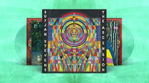 """Sufjan Stevens """"The Ascension"""" *clear vinyl!*"""