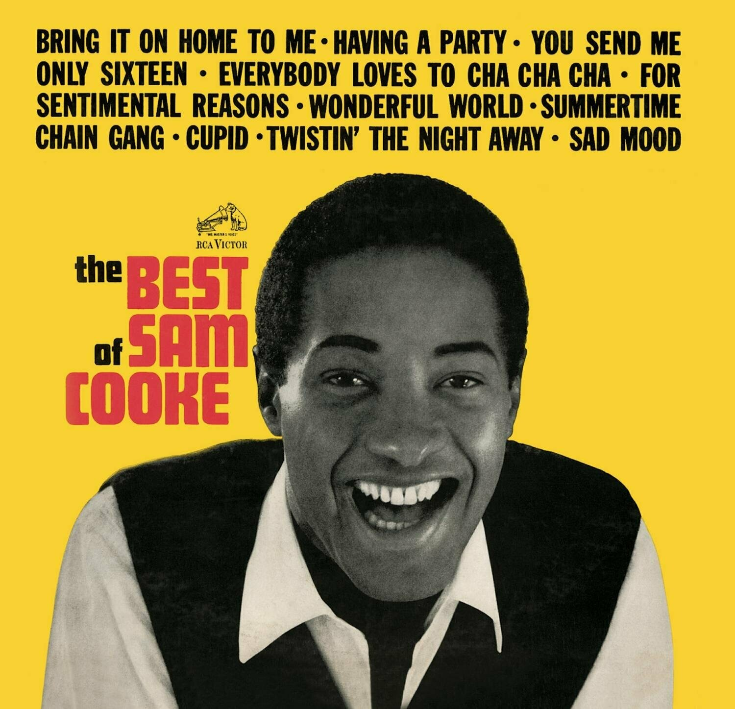 """Sam Cooke """"The Best Of..."""""""