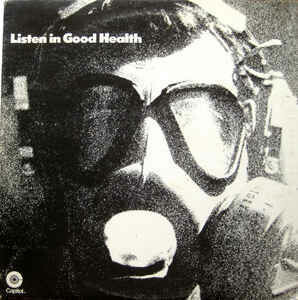 """Various """"Listen In Good Health: Songs Of Celebration And Decay"""" VG+ 1970"""